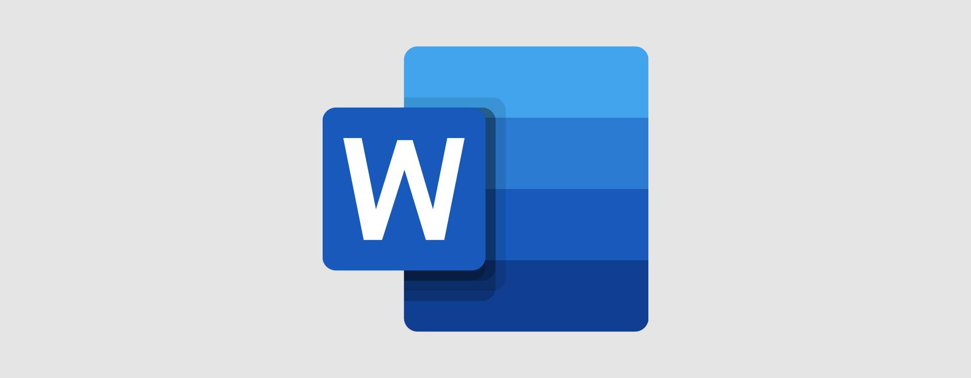 Module de formation Microsoft Word pour demandeur d'emploi à Liège