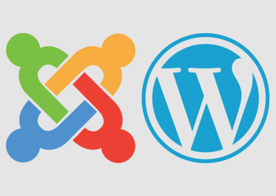 Joomla & WordPress CMS